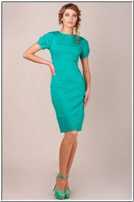 платье футляр 2014