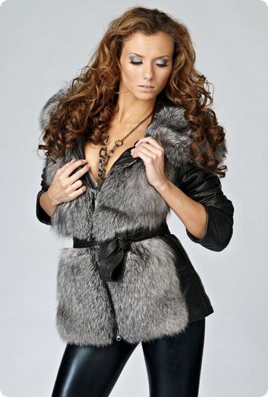 Описание: зимняя кожаная куртка интернет.